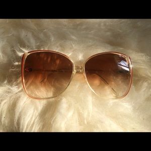 1970s Vintage Made In Italy Sunglasses
